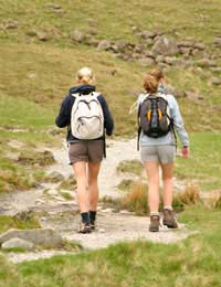 Walkers Walk Hike Coast To Coast Walk